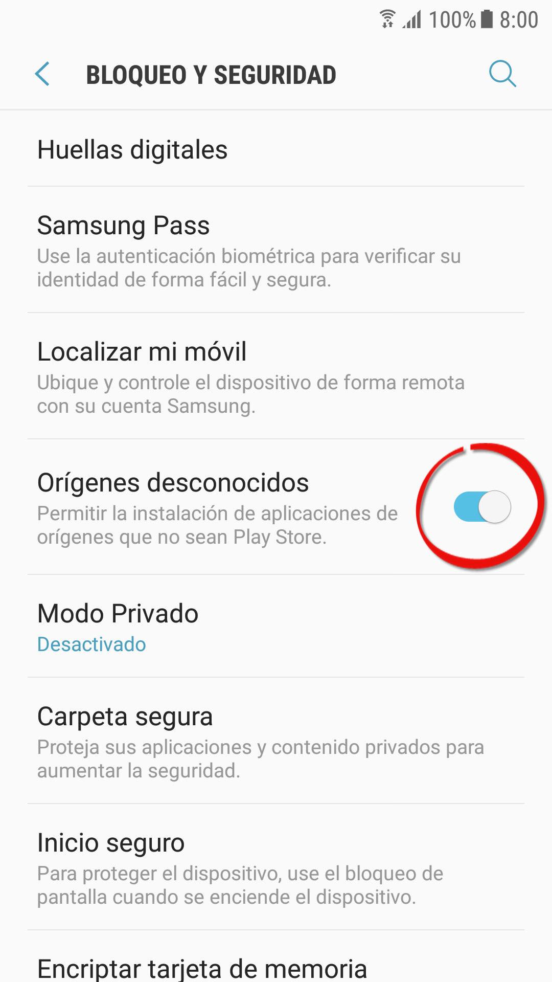 Instalación BLOQUEADA en Android: Por qué y cómo desbloquear