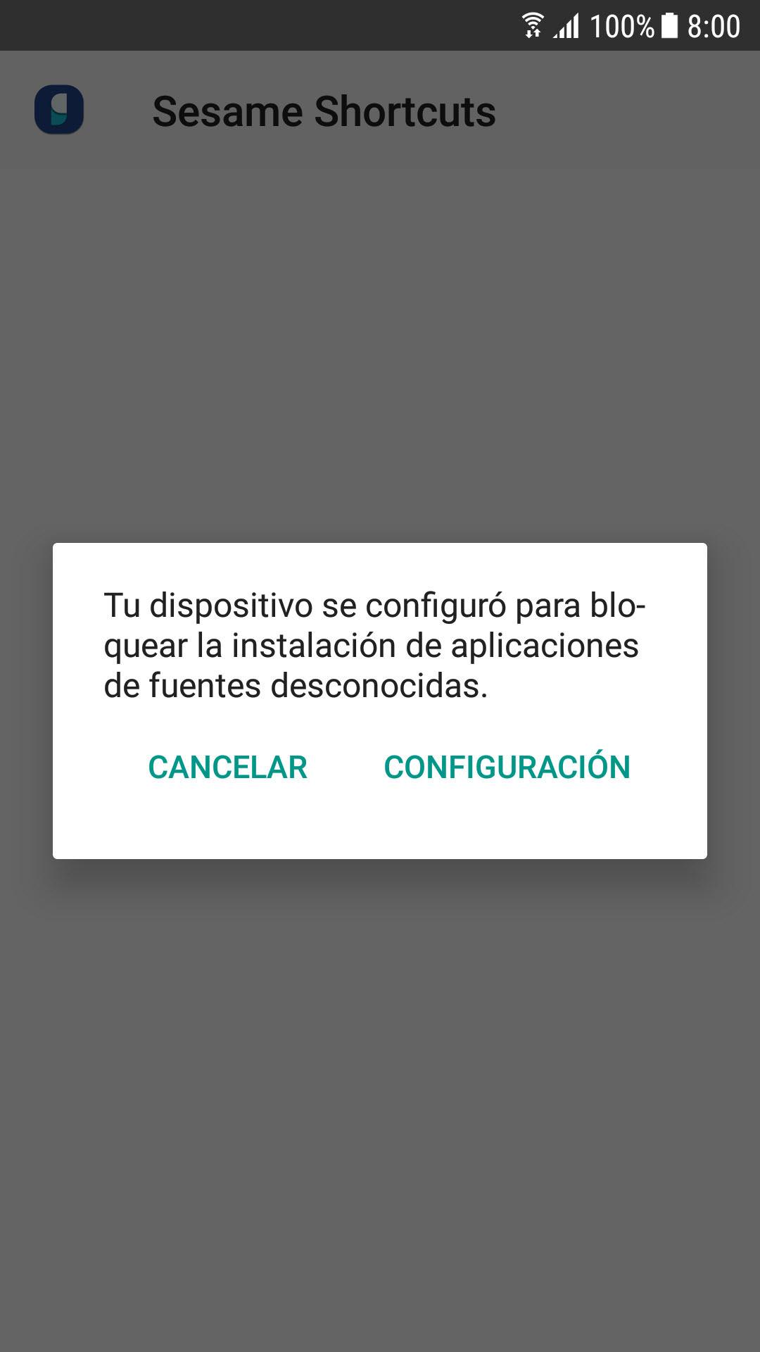 Cómo desactivar las seguridades de Android para instalar APKs