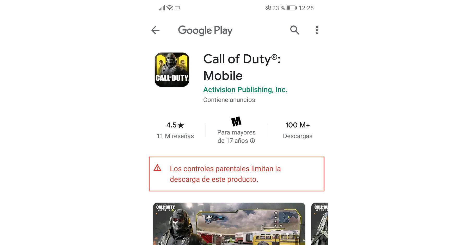 Cómo restringir la descarga y uso de apps o juegos en Android