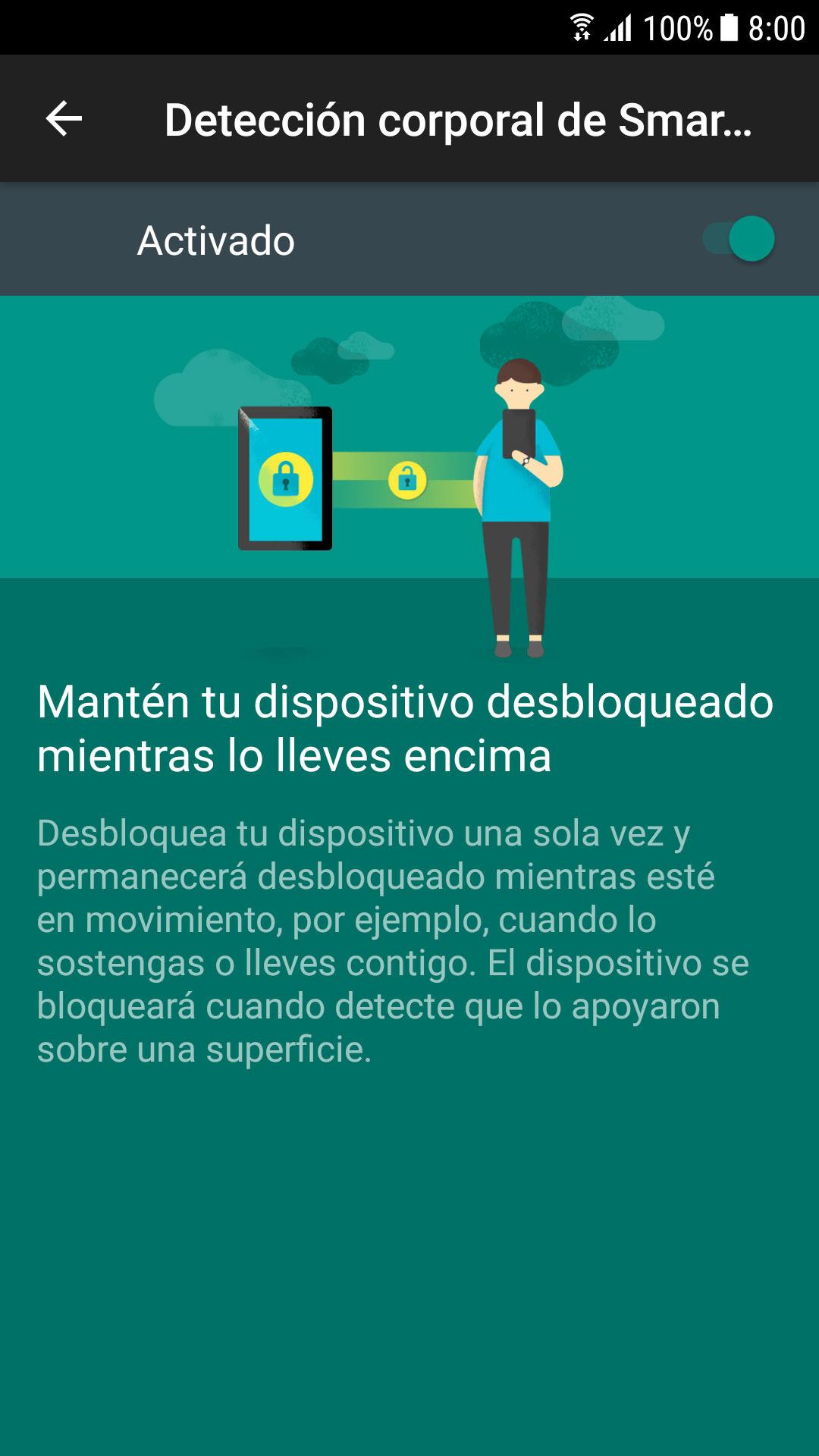 Cómo poner un BLOQUEO de pantalla en Android