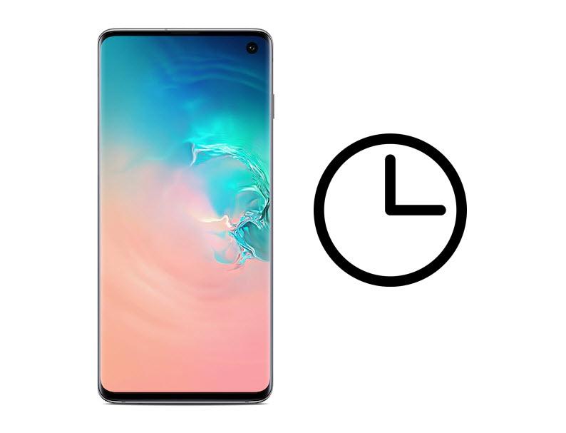 Cómo aumentar el tiempo de pantalla encendida