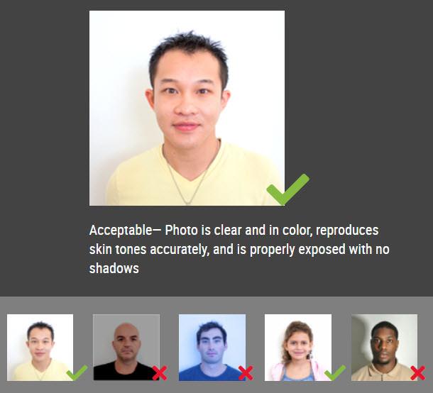 Fotos Tamano Pasaporte Medidas Y Como Hacer Android Jefe