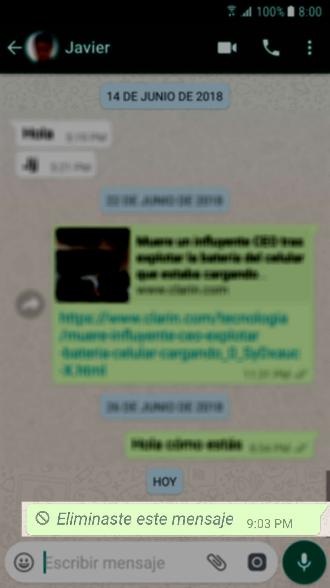 Como Interceptar Mensajes de Texto