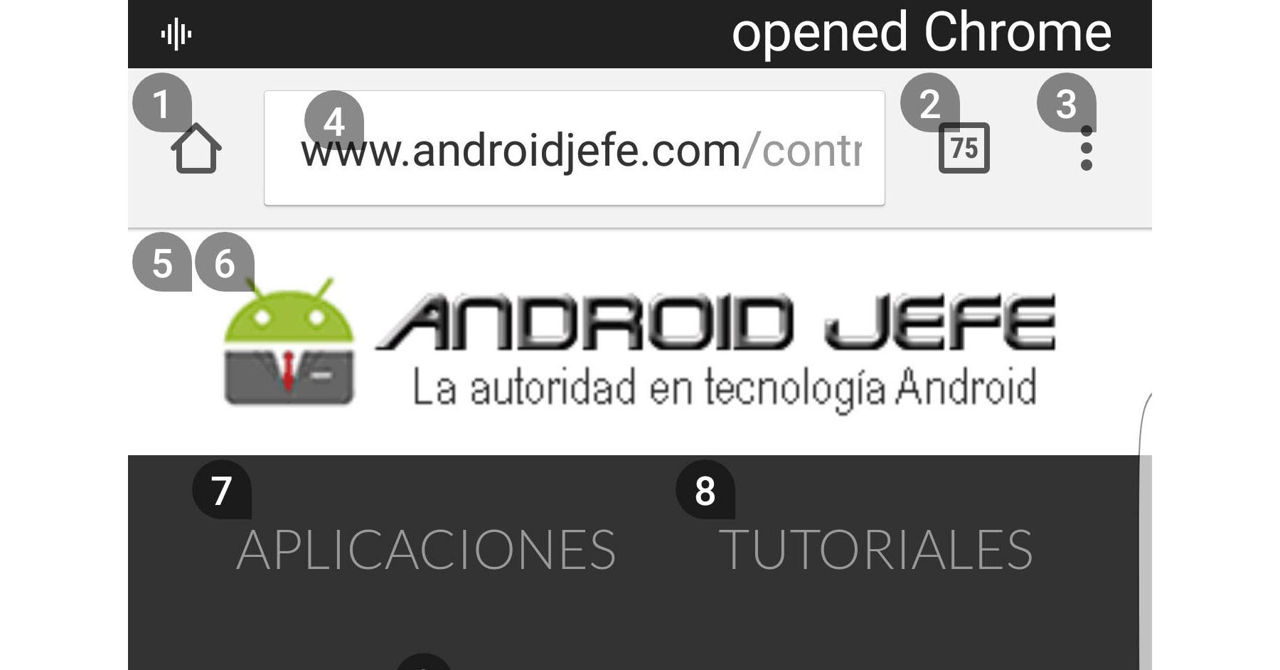 Cómo controlar tu celular Android con comandos de VOZ