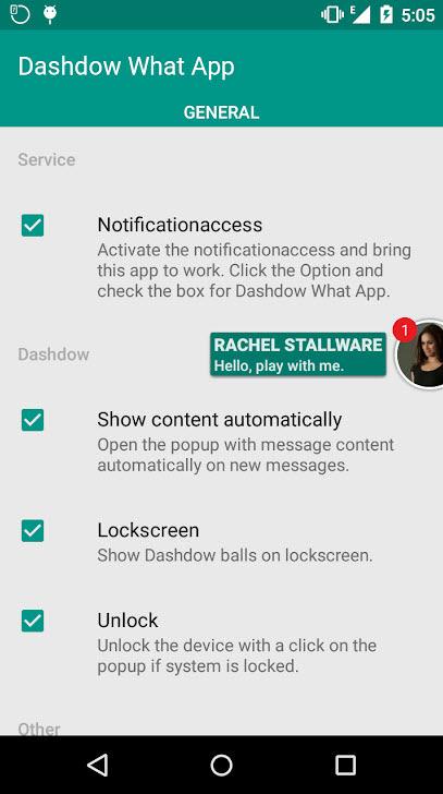 5 APPS de BURBUJAS de chat para WhatsApp