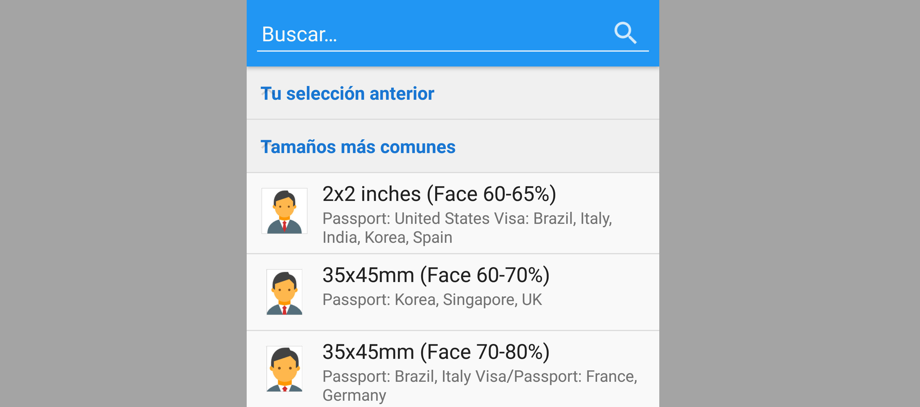 Cómo hacer fotos tamaño pasaporte: Medidas, APPS y herramientas online