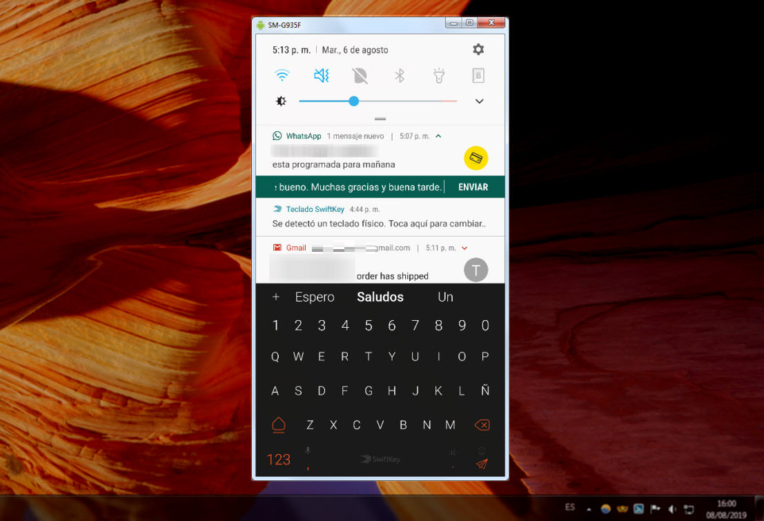 5 APPS para controlar Android desde el PC