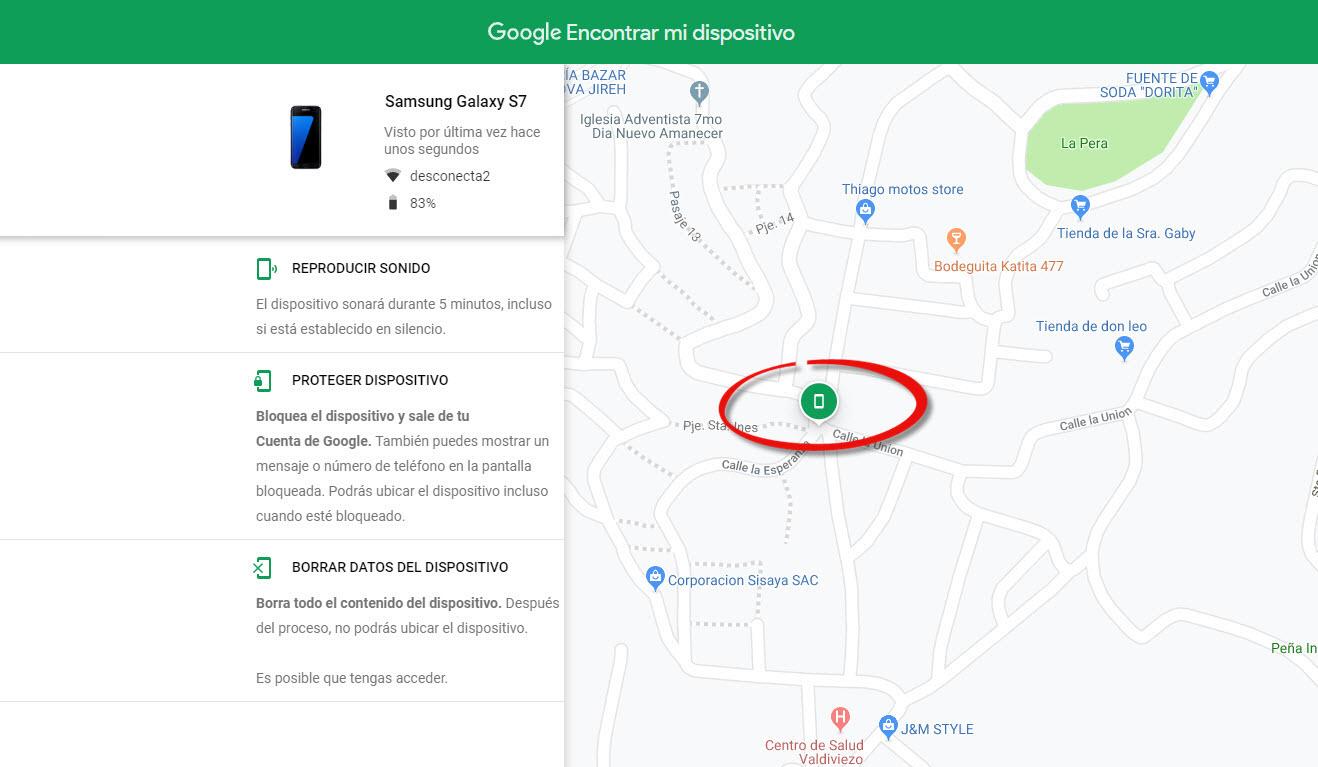 Cómo rastrear tu celular por Internet y otros métodos (Guía completa)