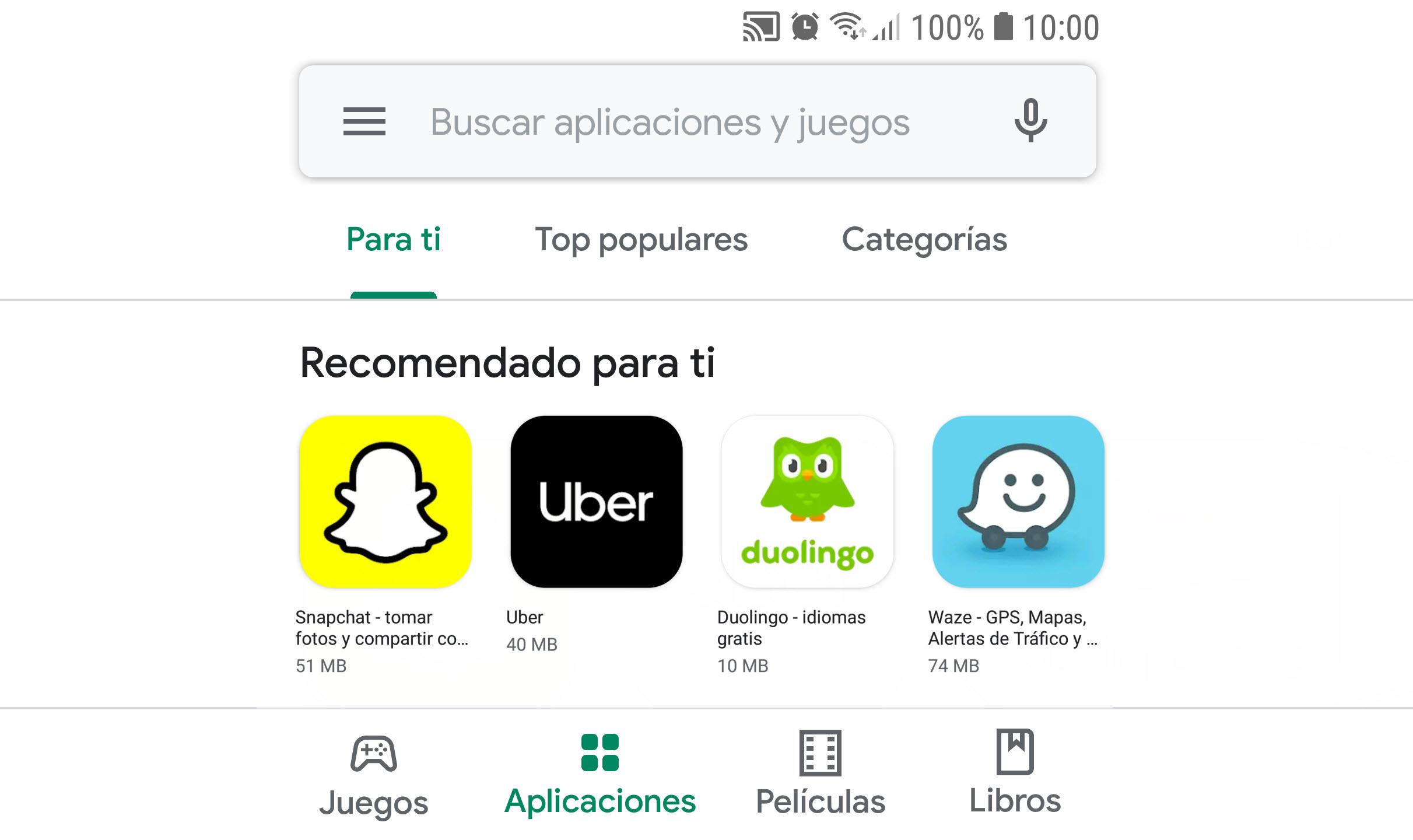 Cómo instalar la Play Store en tu dispositivo Android