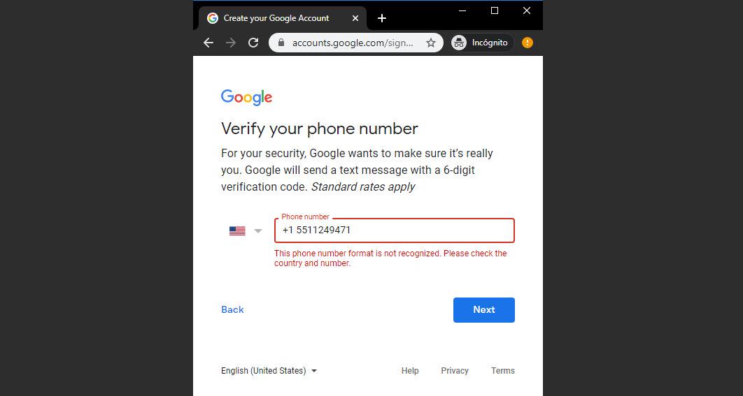 Dónde obtener un número online para verificar servicios por SMS