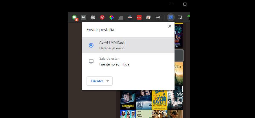 Cómo ver películas online en Amazon Fire TV Stick