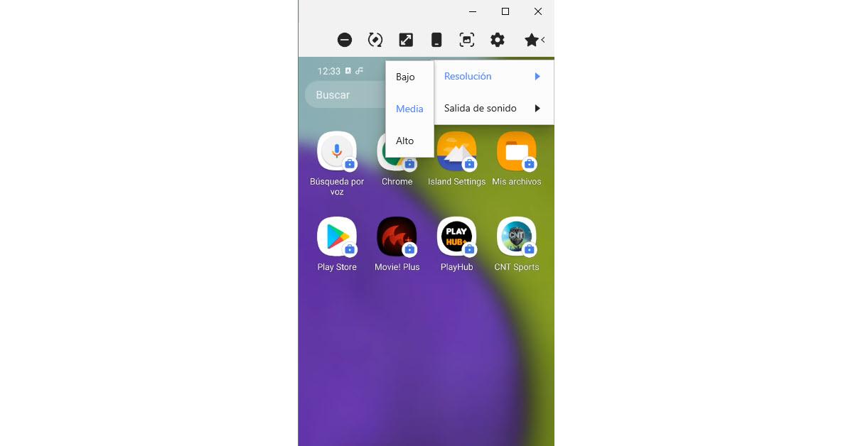 Cómo proyectar o ver la pantalla del celular en el PC