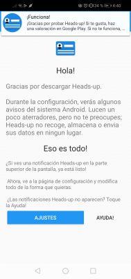 configurar heads up notificaciones en pantalla 3