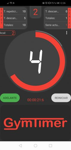 stopwatch and exercise stopwatch 15