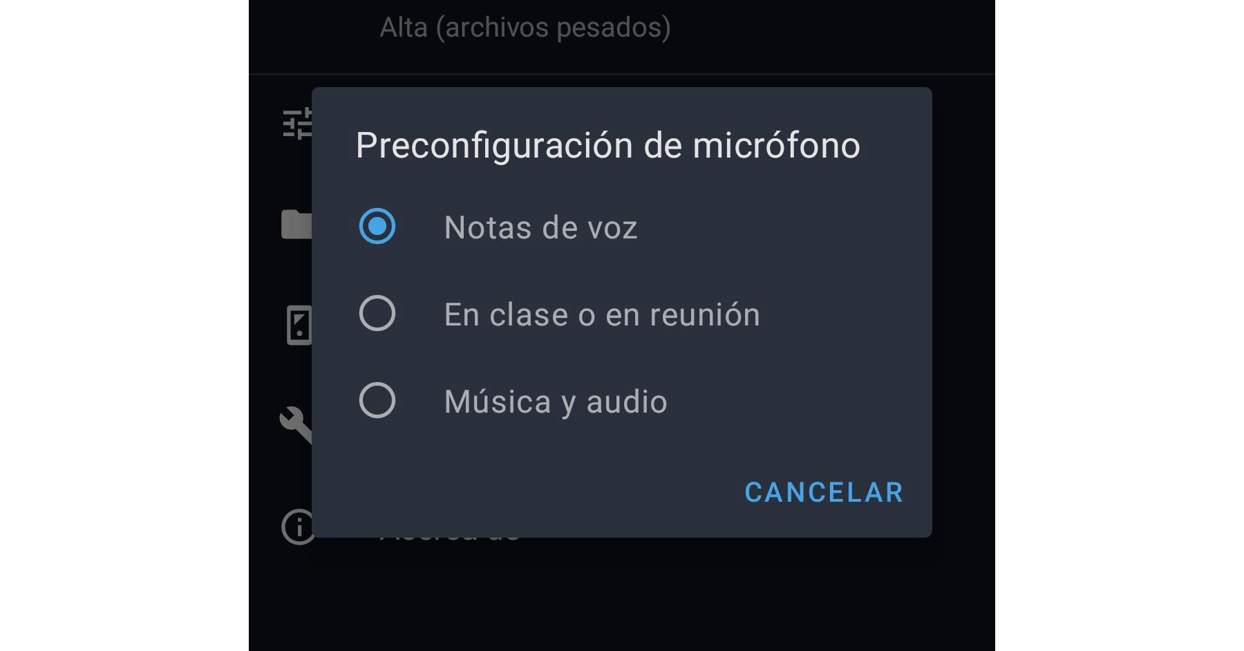 3 APPS para grabar la voz o audio en Android